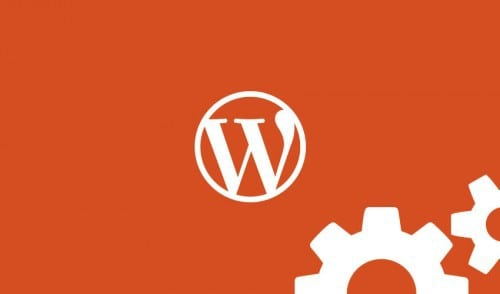 Installera WordPress