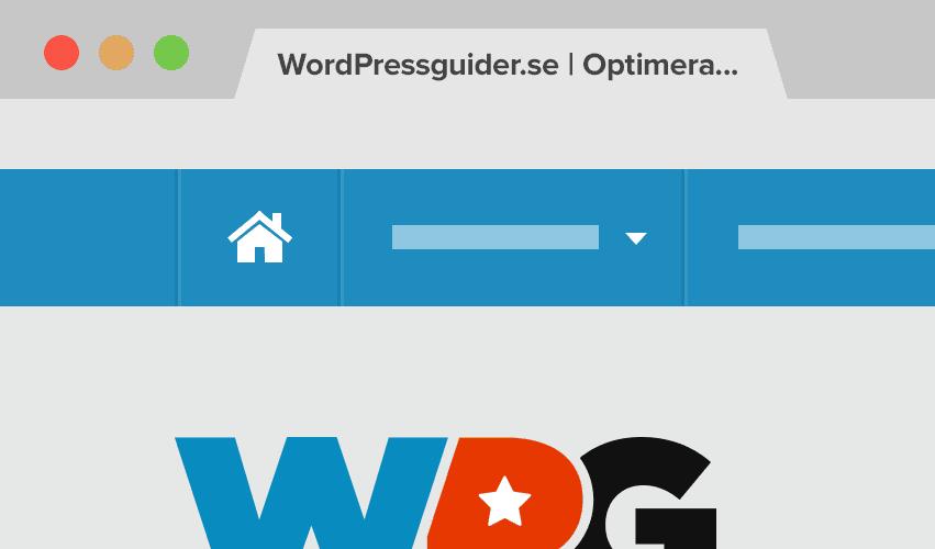 wordpress titel