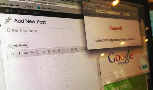 Hur börjar man blogga?