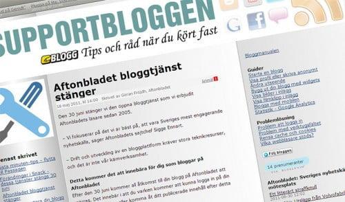 Importera inlägg från Blogg.se eller Aftonbladet Blogg till WordPress