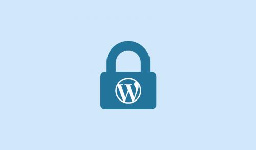 Bättre WordPress-säkerhet i tio steg