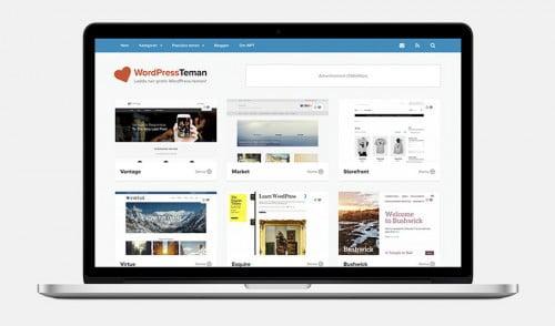 WordPressTeman.com 2.0 lanseras