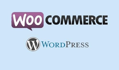 woocommerce och wordpress