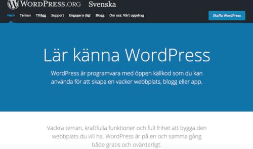 Vad ska du välja – WordPress.com eller WordPress.org?
